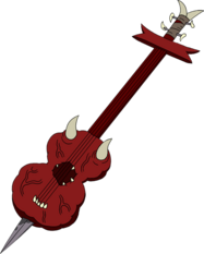 Marceline&#39;s Cool New Bass