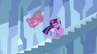 Twilight &#39;Hold on to me&#39; S3E2