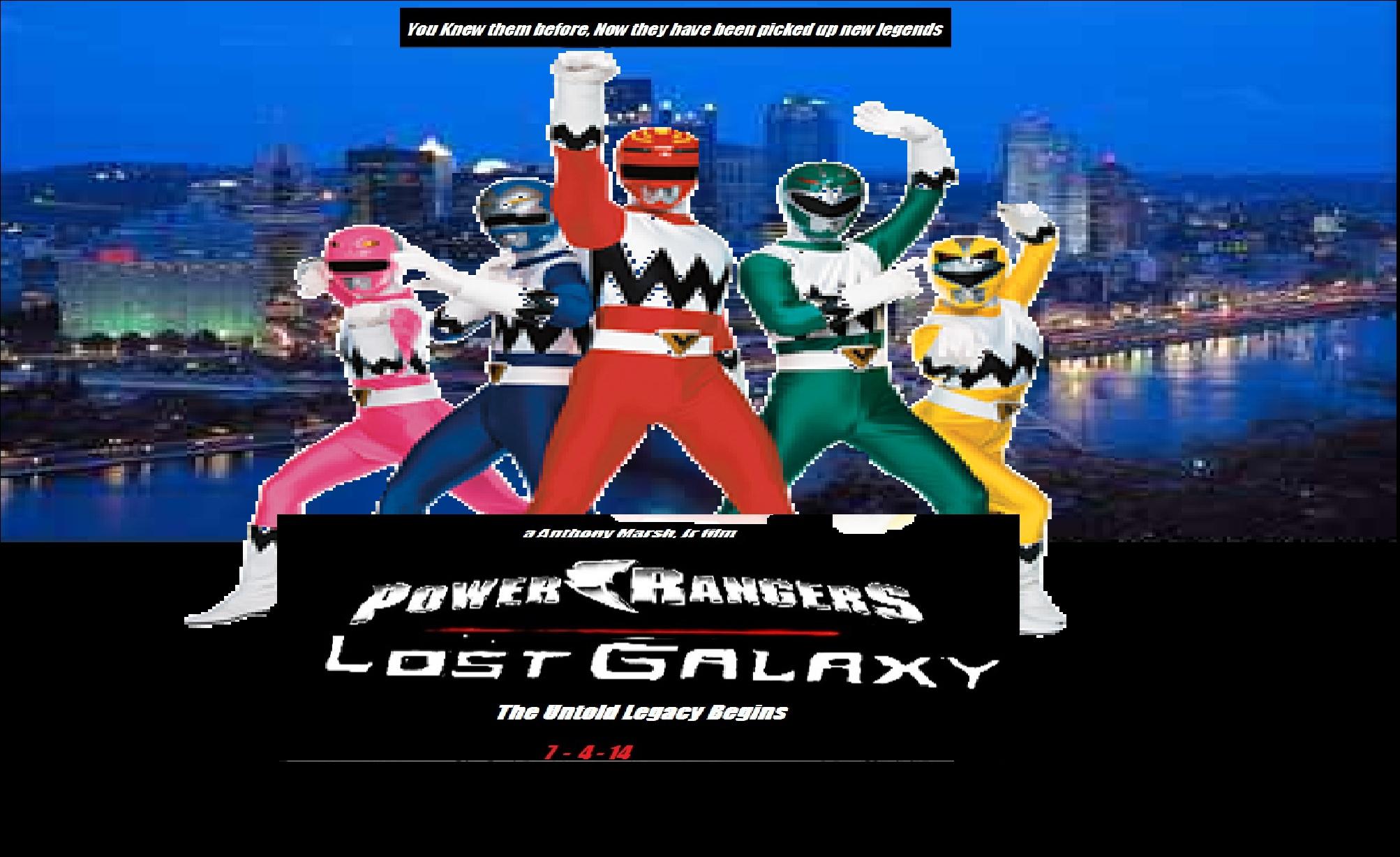 Galaxy Rangers Film
