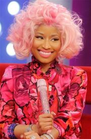 106 &amp; Park April 2012 Nicki