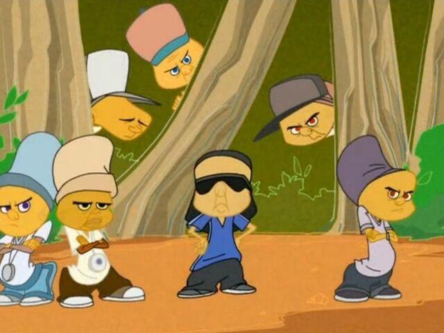 The Peanut People jpgThe Proud Family Movie Peanut