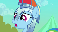 Rainbow Dash &quot;I&#39;ll take it easy on you next time&quot; S3E02