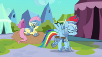Rainbow Dash &quot;Not too easy&quot; S3E02