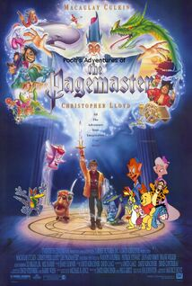 Pooh's Adventures of The Pagemaster (remake) poster