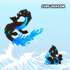 Surf Dragon