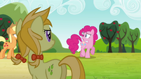 Pinkie Pie &#39;Maybe we should talk a little later&#39; S03E03