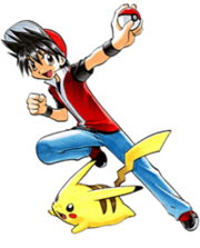 Red Pokemon Adventures