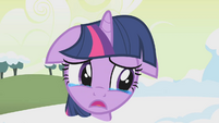 Twilight crying S1E11