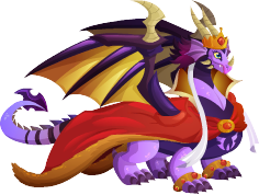 Dragón Reina - Wiki Dragon City