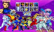 Thumb X-Men- Children of the Atom - 1994 - Capcom