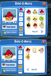 Bird-o-matic