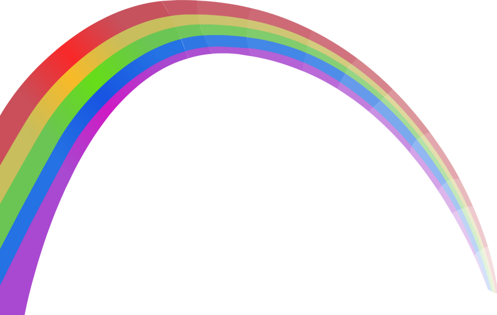 Rainbow Cartoon Png kb Png Cartoon Rainbow