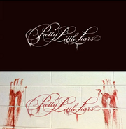 PLL Halloween Logo&#39;s