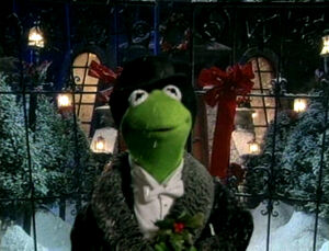 Kermit Mr.Willowbyschristmastree