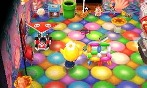 Colección Globo, Muebles de Mario y otros