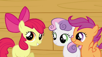 Apple Bloom 'show you just some of the highlights' S3E04