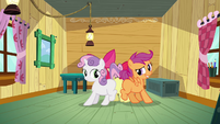 Scootaloo &#39;We&#39;re its founding members&#39; S3E04