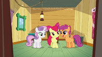 Scootaloo &#39;A club devoted to helping ponies get their cutie marks!&#39; S3E04