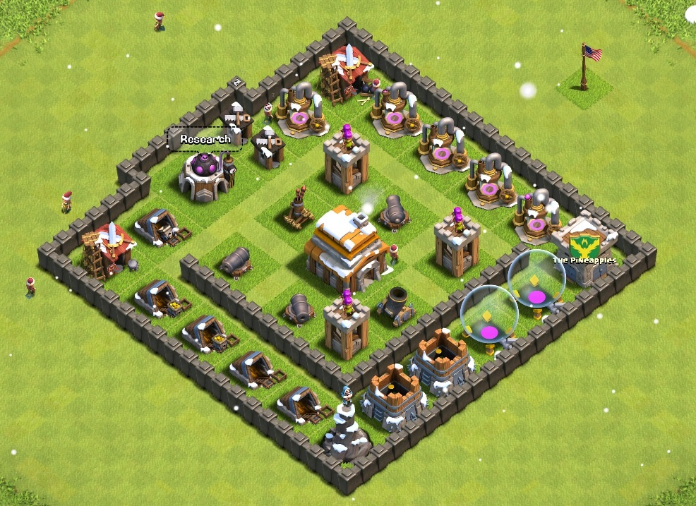 Clan Castle Clash Of Clans Wiki - iAppSofts.com