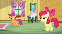 Apple Bloom &#39;I&#39;m related to such a big stinkin&#39; bully&#39; S3E04