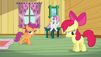 Scootaloo &#39;I still can&#39;t believe she ruined our pumpkin float&#39; S3E04