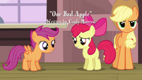 Apple Bloom &#39;She doesn&#39;t have her Cutie Mark&#39; S3E4