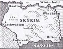 1stpocketguide skyrim map