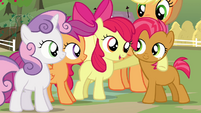 Babs and CMC are now friends S3E04