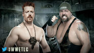 TLC 2012 Sheamus v Big Show