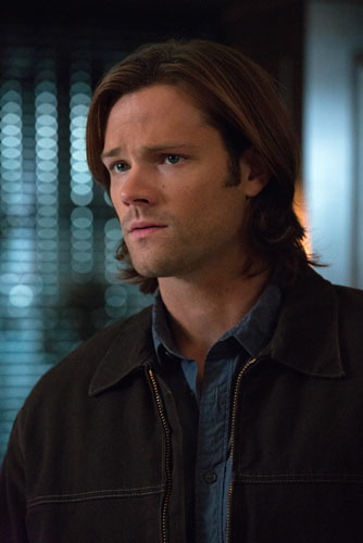 Supernatural.  Sam_season_8