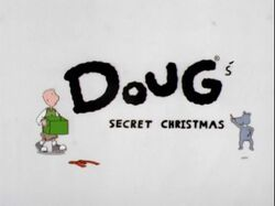 Title-Doug's Secret Christmas