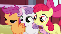 CMC about to gasp S3E4