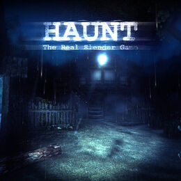 Haunt promotional art