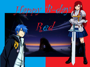 Red's B-day art