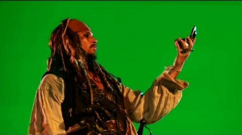 Imagineers Talk Working with Johnny Depp on The Legend of Captain Jack Sparrow
