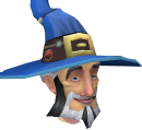 Wizard Ellaron chathead