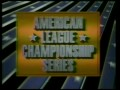 ABC Sports' American League Championship Series Video Open From October 1986