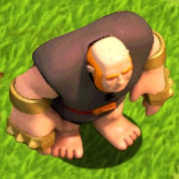 Clash of Clans Level 7 Giants