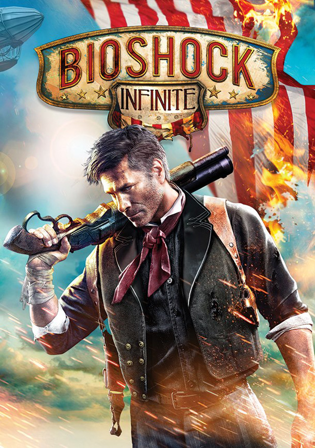 Bioshock Infinite cover image