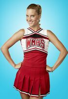 Heather promoshoot Glee 4 Temporada