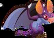 Dragón Murciélago Fase 2