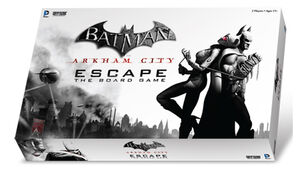 Arkhamcityescapeboardgayme