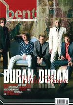 Duran Duran Bent September 2004 magazine wikipedia