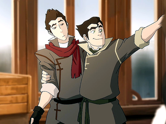 bolin and mako meet their family is