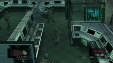 Metal Gear Solid 2 Sons of Liberty Part 15