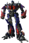 Optimus prime avatar