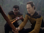 La Forge phasers vine