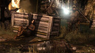 Tomb Raider Screenshot Hunted