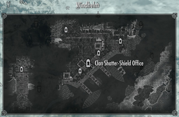 Clan Shatter-Shield Office Maplocation