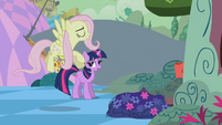 Fluttershy &#39;with pleasure&#39; S2E2